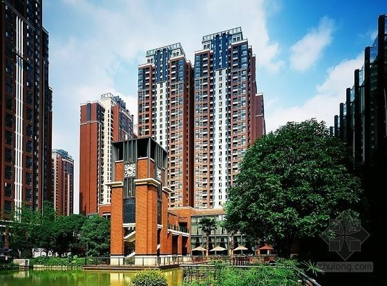 [四川]高层住宅给排水、雨水及消防施工图设计