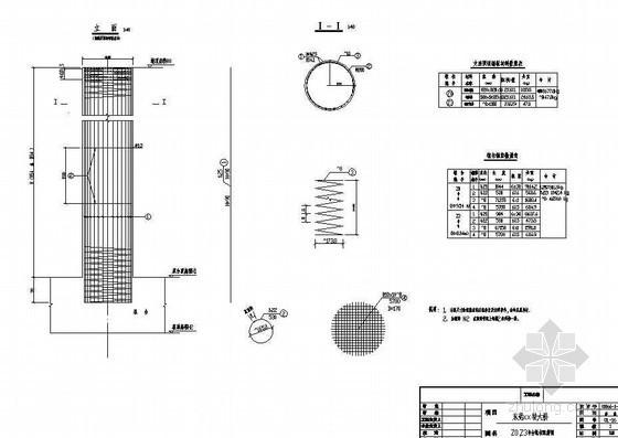 380m中承式钢管混凝土系杆拱桥墩柱配筋节点详图设计