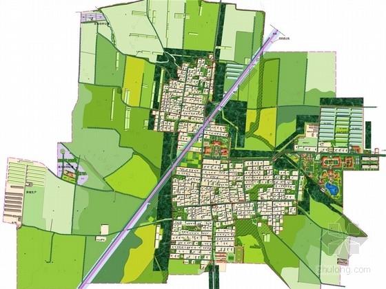 [保定]新农村面貌改造提升项目村落景观规划设计方案
