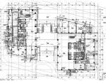[深圳]大型商业办公楼给排水消防施工图设计(虹吸雨水)
