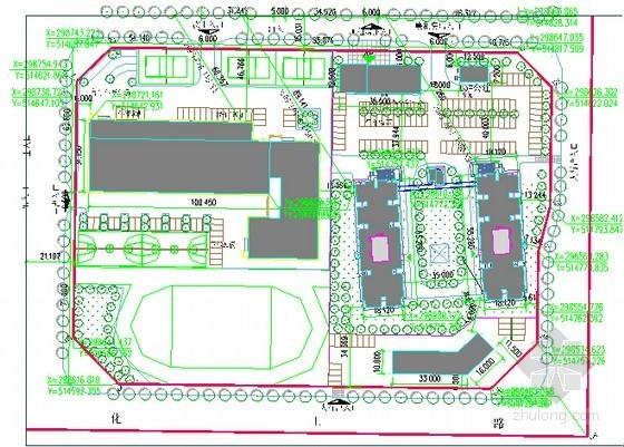 [北京]住宅及公共服务配套项目测量工程施工方案