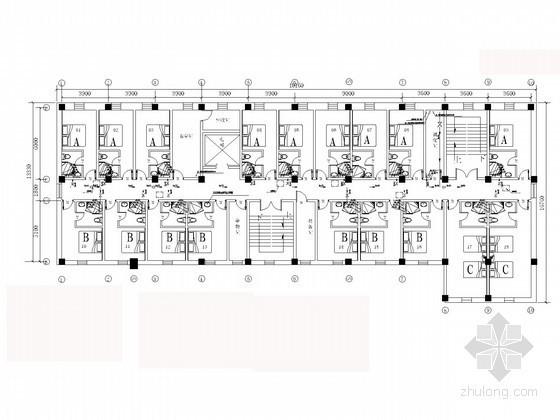 [广东]知名连锁酒店给排水方案设计图纸