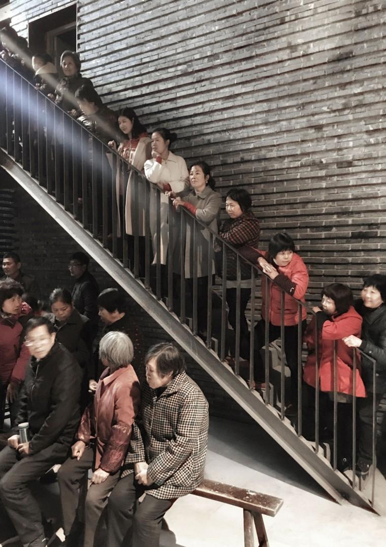 大屋檐下的微型小世界—东梓关村民活动中心_10