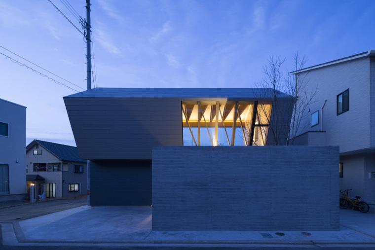 日本重叠住宅_6