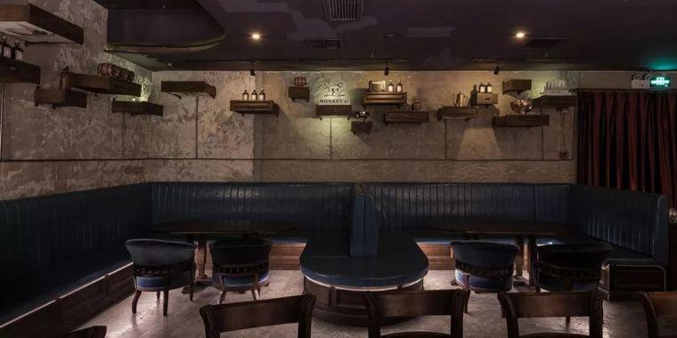 上海巨鹿路|你一定不知道这家神秘得奖酒吧的秘密_19