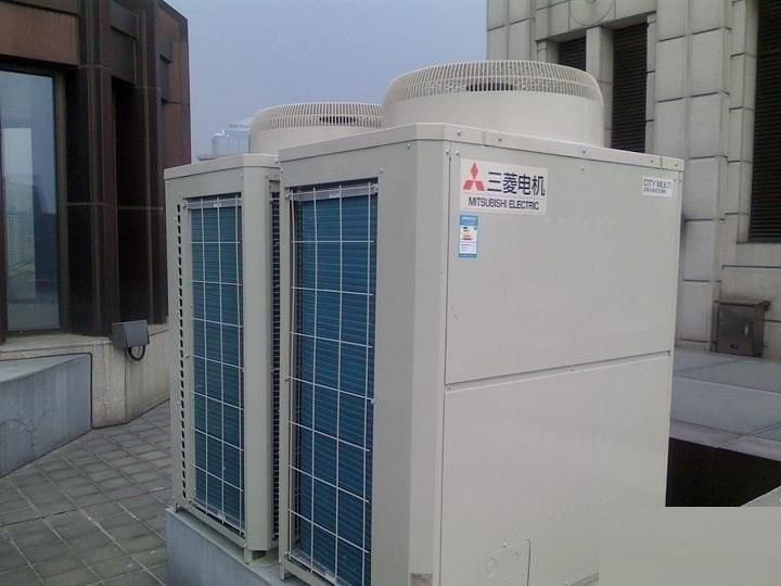 vrf空调毕业设计资料下载-全!暖通空调毕业设计