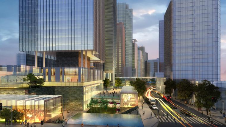 [重庆]KPF解放碑金融商务街区城市规划设计方案文本-微信截图_20181025115948