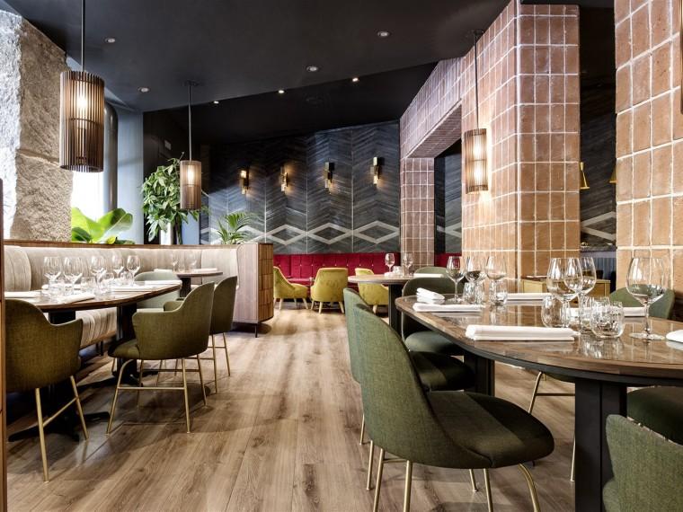 西班牙LaCabra餐厅-1