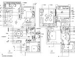田园风住宅设计施工图(附效果图)