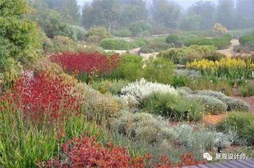 国际知名的10大植物景观设计师