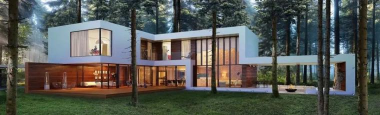 我想在农村盖套这样的房子!_21