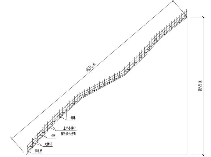 山体防护工程高边坡专项施工方案