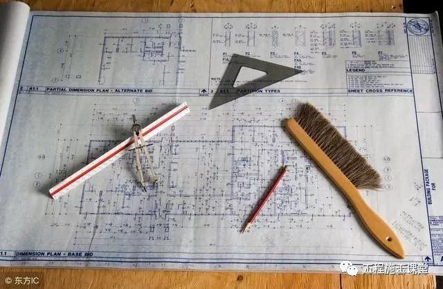 怎样看懂一张完整的木工图纸?