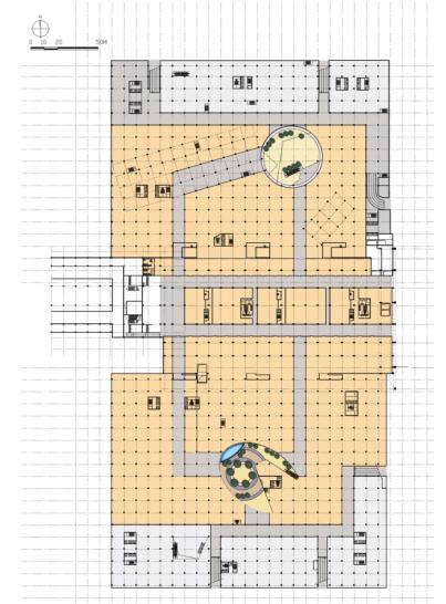 [上海]现代风格低碳城市综合体建筑设计方案文本_11
