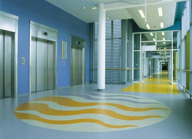 室内塑胶地板的优点有哪些?