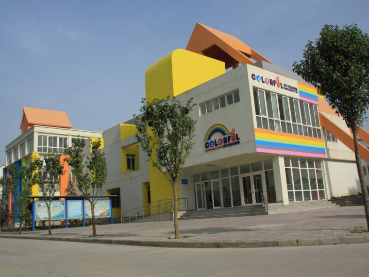 [河南]四层框架结构幼儿园建筑工程量计算实例
