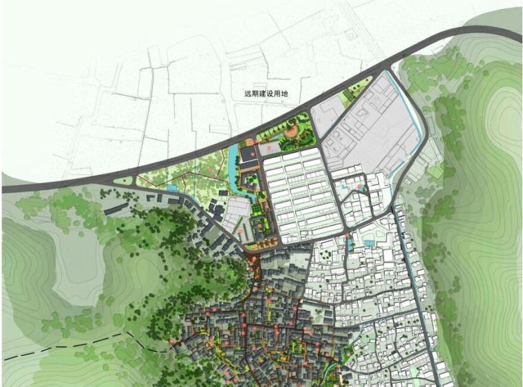 [浙江]美丽乡村特色村庄建设规划设计文本(PDF+127页)