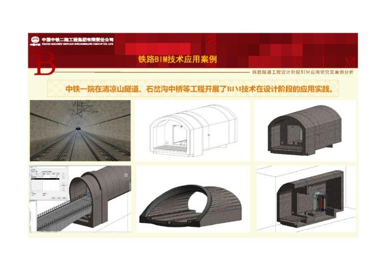 铁路隧道工程设计阶段BIM应用研究及案例分析_6