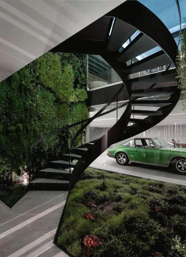 把屋顶设计成空中泳池,只有鬼才,才敢如此设计!_16