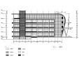 体育学院重竞技馆外装幕墙施工图(CAD,16张)