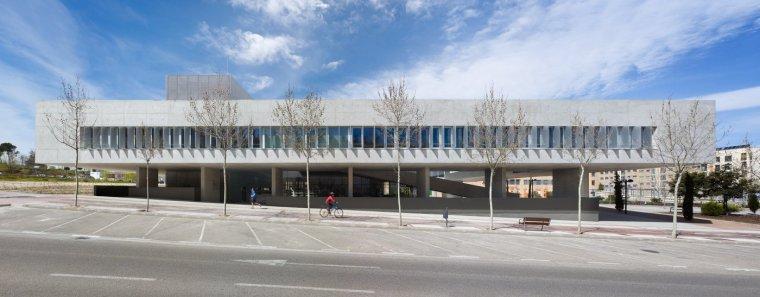 西班牙MiguelDelibes空间建筑_4