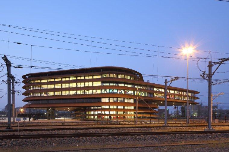 荷兰乌特勒支列车控制中心大楼_11