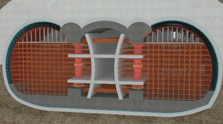 暗挖标准化施工工艺资料下载-地铁隧道暗挖法施工动画,施工工艺+安全防控一看就会!