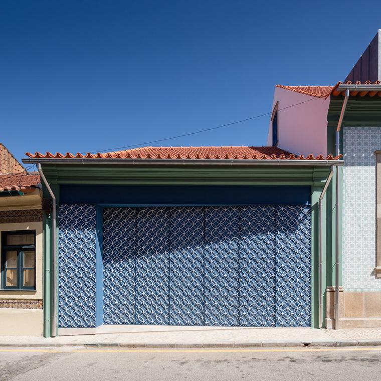 葡萄牙奥瓦尔住宅-20
