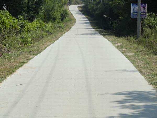 农村公路沥青混凝土路面养护研究