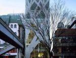 日本建筑设计师伊东丰雄 Tod's 大厦鉴赏
