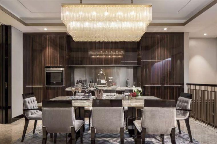 450㎡现代别墅设计,高贵与品质兼备!_8