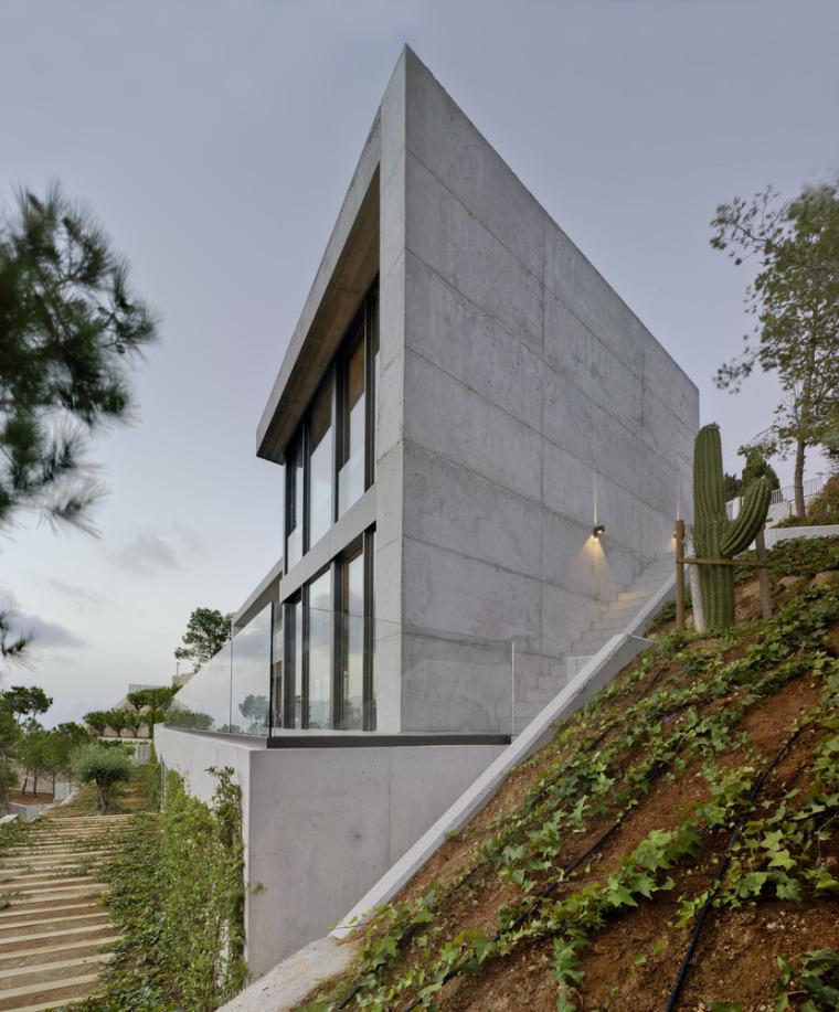西班牙CONCRETUS住宅-4