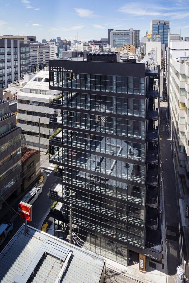 东京神田梯台餐厅