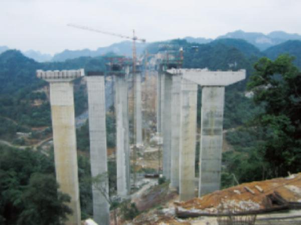 预应力连续刚构桥梁BIM精细化建模实例(论文)
