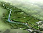 [山西]长平某河两岸景观带景观方案设计2010——土人