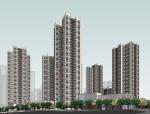 [深圳]万科住宅、办公、商业、幼儿园建筑设计方案文本(含CAD)