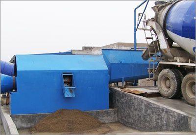 重点关注:混凝土砂石分离机可以分离哪些砂子
