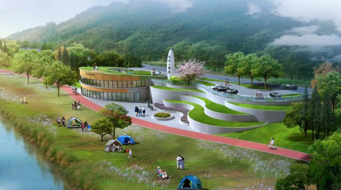 [贵州]全国首条生态慢行特色主题文化旅游公路景观规划设计方案