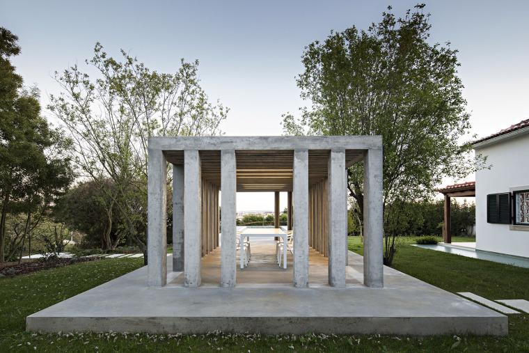 葡萄牙Delgada1住宅庭院景观