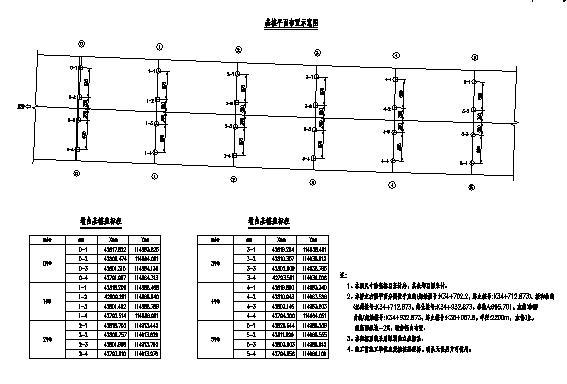 高速公路段一期工程外环桥梁设计图纸(239张)_2