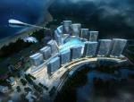 [深圳]多功能地标级大型商业综合体建筑设计文本(附案例分析)