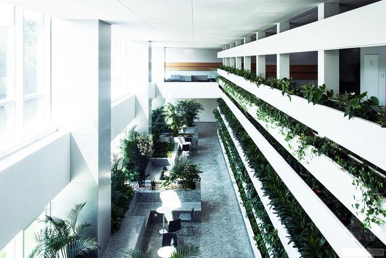 #办公空间设计案例#嘉兴敏实集团办公室
