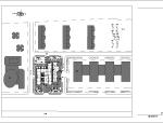 现代综合楼设计方案CAD图纸