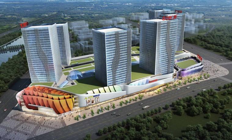 武汉积玉桥万达广场威斯汀酒店暖通空调系统设计