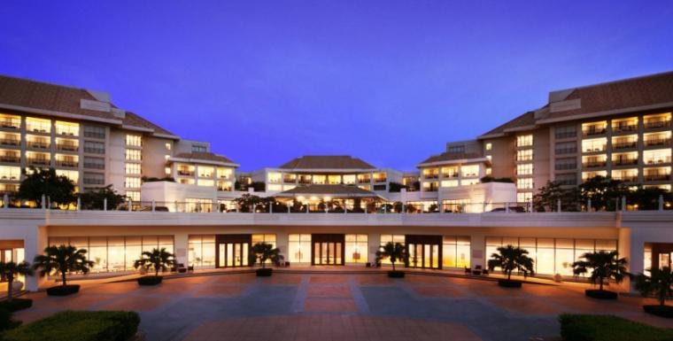 五星级酒店电气设计要点总结
