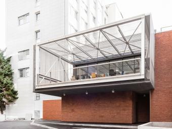 法国C3S展览建筑