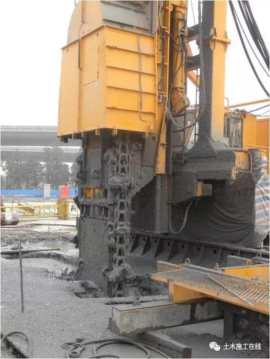 型钢水泥土复合搅拌桩支护结构技术_5