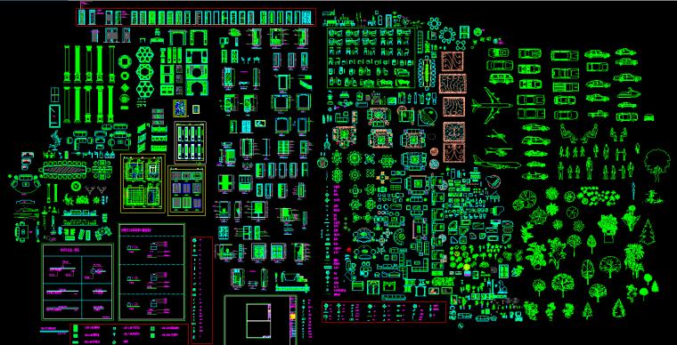 CAD图库精选合集