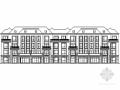 [江苏]某小区四层花园洋房建筑施工图