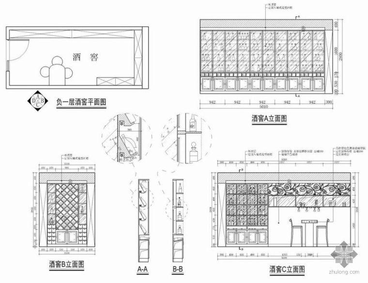 三层别墅设计方案图_2